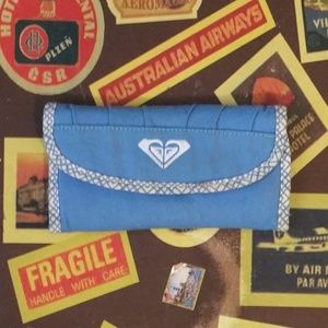 Roxy Tri-fold Wallet